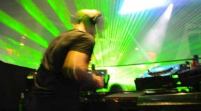 DJ Paul Taylor Live Retro mix NYE @ Tall Trees 2002/2003
