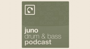 Juno Drum & Bass Podcast 14 Mixed by Propz & Rowney