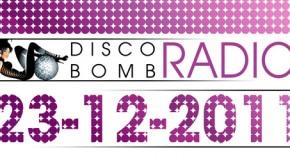Disco Bomb Radio Show 23-12-11