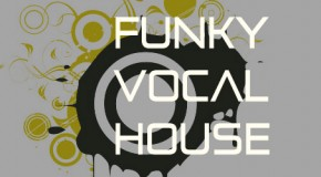 José Luis Castellanos – Funky Vocal House