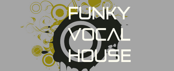 José Luis Castellanos – Funky Vocal House