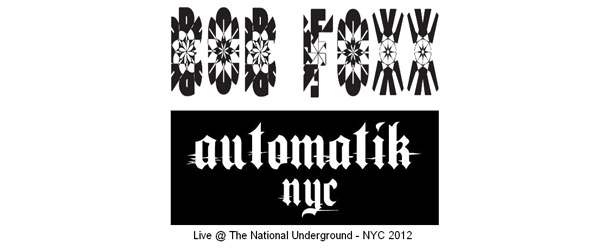 Bob Foxx – Live @ Automatik [NYC 2012] – DnB Set