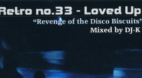 Retro No.33 Loved up – DJ-K (Old skool Piano)