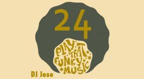 José Luis Castellanos – Funky Vocal House 24
