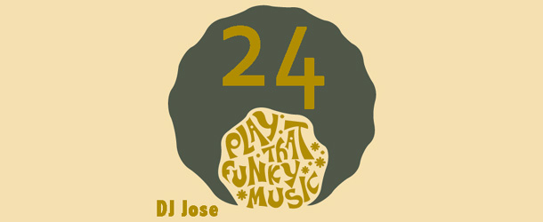 José Luis Castellanos – Funky Vocal House 24