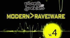 "Piano Junkies – ""Hardcore Breaks"" Modern Raveware V4"